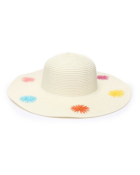 191049bb15ed6e Buy Sunburst Multi Floppy Hat Women's Accessories from Fashion Lab ...