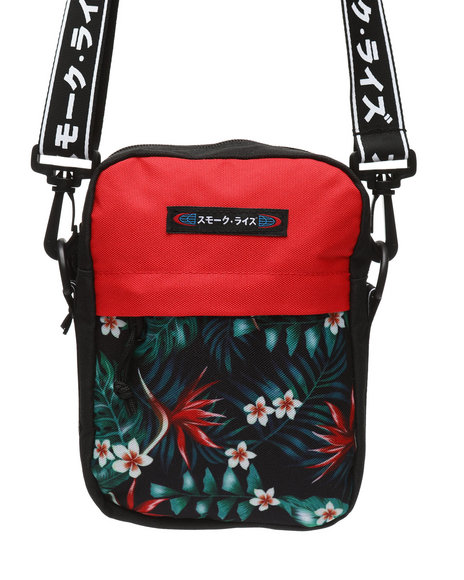 SMOKE RISE - Jungle Shoulder Bag