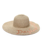 Fashion Lab - Day Dreaming Floppy Sun Hat-2331673