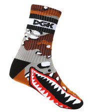 DRJ SOCK SHOP - P40 Crew Socks-2330150