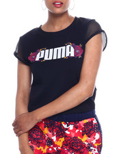 Puma - Flourish XTG Fashion Tee-2333596