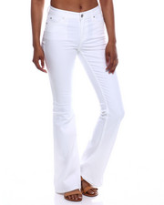 Flare - Mis Rise 5 Pocket Flare Jean-2333300