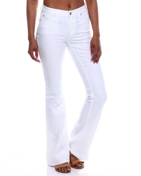 Celebrity Pink - Mis Rise 5 Pocket Flare Jean