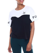 Athleisure for Women - XTG Color Block Tee-2333531