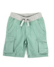 Ben Sherman - Shorts W/ Marled Drawcord (4-7)-2327858