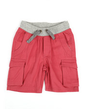Ben Sherman - Shorts W/ Marled Drawcord (4-7)-2327877