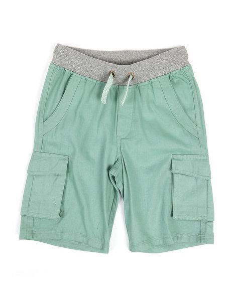 Ben Sherman - Shorts W/ Marled Drawcord (8-20)