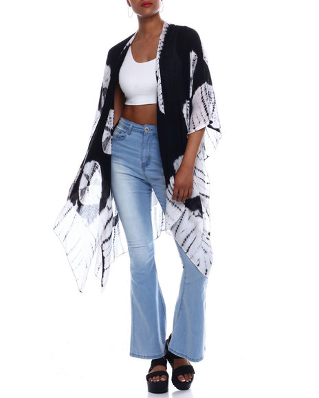 Fashion Lab - Tie Dye Kimono