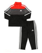 Adidas - Color Block Track Set (2T-4T)-2329004