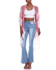 Fashion Tops - Tie Dye Kimono-2333382