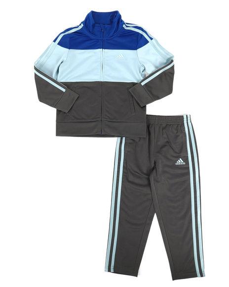 Adidas - Color Block Track Set (4-7X)