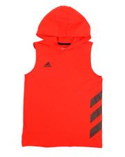 Hoodies - Basketball Stripe Hoodie (8-20)-2329058