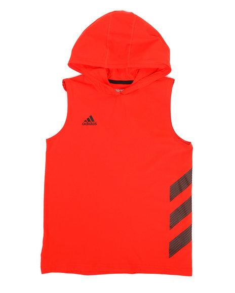 Adidas - Basketball Stripe Hoodie (8-20)