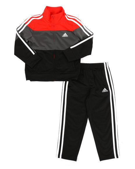 Adidas - Color Block Jacket Set (4-7X)