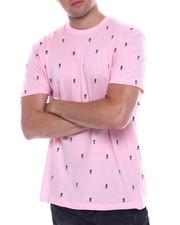 Shirts - Pineapple all over print tee-2334247
