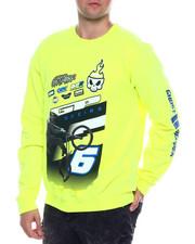 Sweatshirts & Sweaters - Gp Racing Crewneck Sweatshirt-2334343