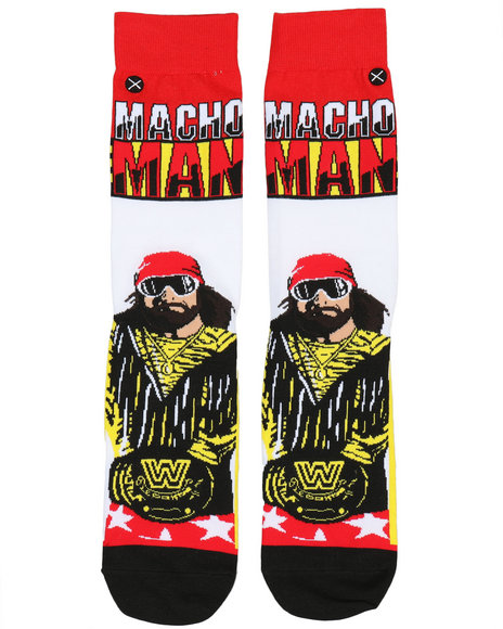 ODD SOX - King Of The Ring Crew Socks
