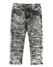 Boys - Stretch Moto Jeans (2T-4T)-2331786
