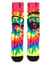 ODD SOX - Cheech And Chong Trippy Crew Socks-2333261