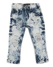 Boys - Rip & Repair Jeans (2T-4T)-2332391