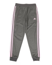 Track Pants - Heather Tricot Joggers (8-20)-2329122