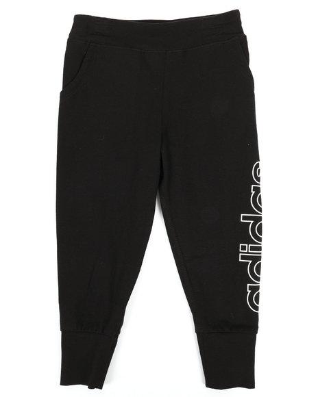Adidas - Linear Joggers (4-6X)