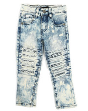 Boys - Stretch Moto Jeans (2T-4T)-2331778