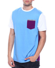 Buyers Picks - COLORBLOCK POCKET TEE-2334573
