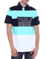 Men - RUGBY STRIP POLO-2334107