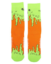 ODD SOX - Nick Slime Crew Socks-2333274