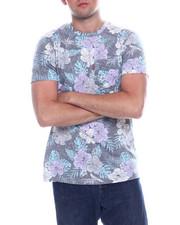 Men - Floral Pocket Tee-2334725