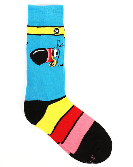 ODD SOX - Toucan Sam Crew Socks