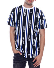 Buyers Picks - UNIVERSAL LOVE STRIPE TEE-2334165