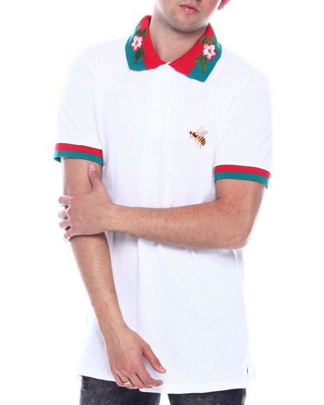 Buyers Picks - S/S Mens Killer Bee Polo