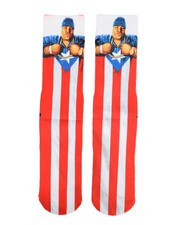 DRJ SOCK SHOP - Big Pun Crew Socks-2333518
