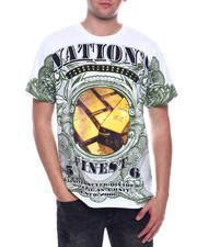 Shirts - NATIONS FINEST GOLD BAR TEE-2334044