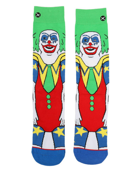 ODD SOX - Doink The Clown Crew Socks