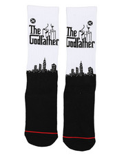 ODD SOX - The Godfather Crew Socks-2333318
