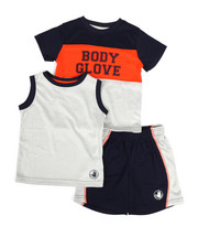 BODY GLOVE - 3 Piece Active Set (2T-4T)-2329038