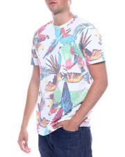 Shirts - BIRDS IN PARADISE LIDO TEE-2334737