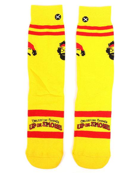 ODD SOX - Cheech And Chong Varsity Crew Socks