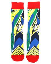 DRJ SOCK SHOP - Big Style Crew Socks-2333259