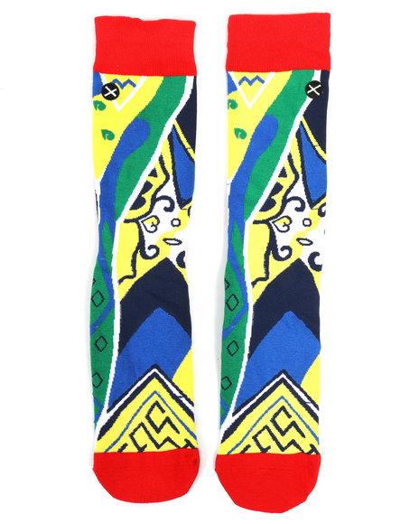 ODD SOX - Big Style Crew Socks