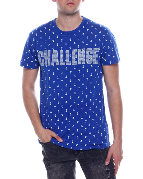 Buyers Picks - Mens Anchor Challenge T-shirt