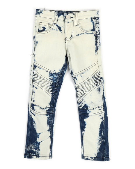 Arcade Styles - Stretch Moto Basic Jeans (4-7)