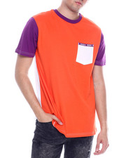 Buyers Picks - COLORBLOCK POCKET TEE-2334618