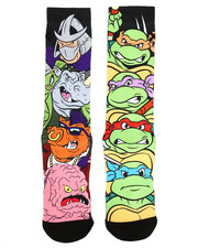 ODD SOX - TMNT Showdown Crew Socks-2333414