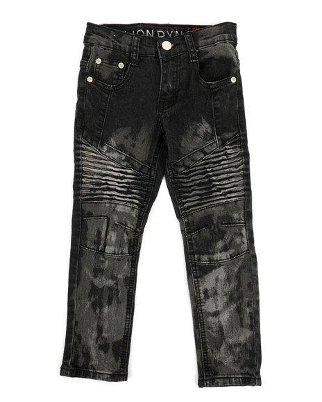 Arcade Styles - Stretch Moto Jeans (4-7)