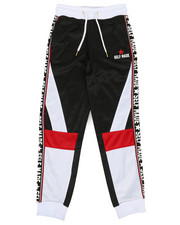 Activewear - Poly Tricot Colorblock Joggers (8-20)-2330514