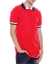 Buyers Picks - S/S Mens Dragon Collar Polo-2334397